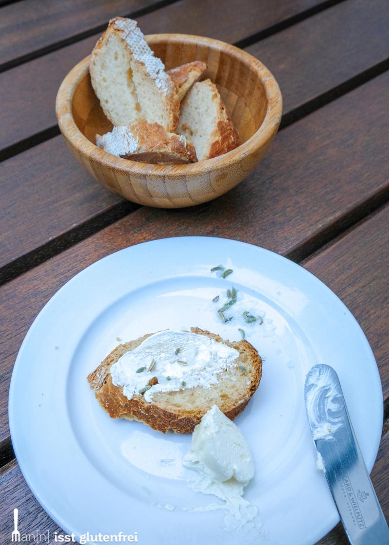 Kaltwassers Wohnzimmer Glutenfreies Brot