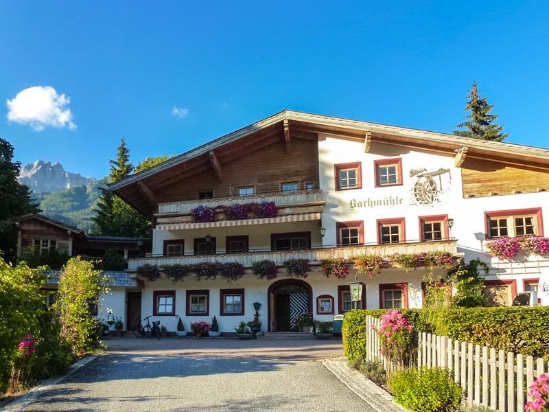 Restaurant Bachmühle
