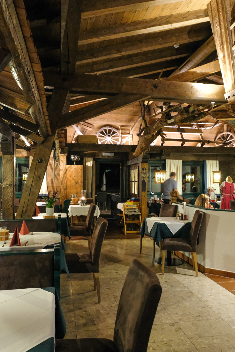 Restaurant Dorfalm Leogang