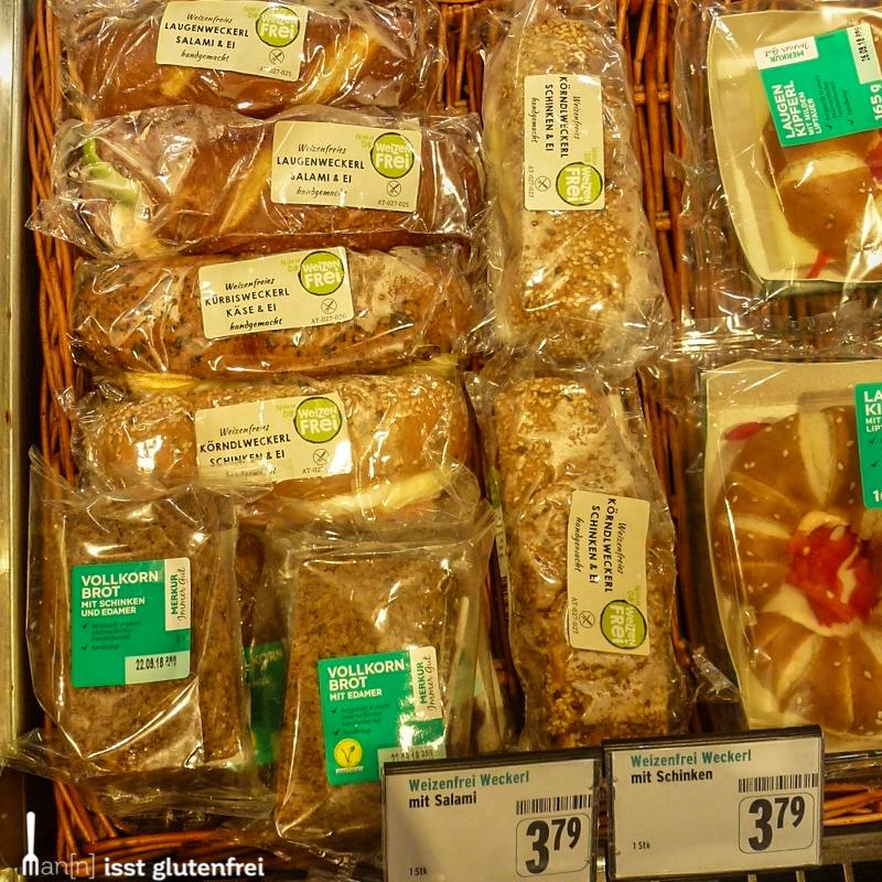 Frischetheke Merkur Supermarkt