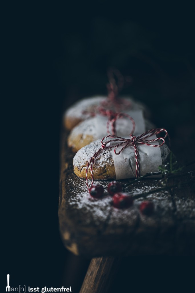 Christstollen glutenfrei