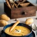 Kartoffelsuppe - glutenfrei und laktosefrei