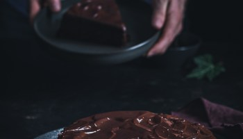 Rote Bete Schokokuchen- glutenfrei und laktosefrei