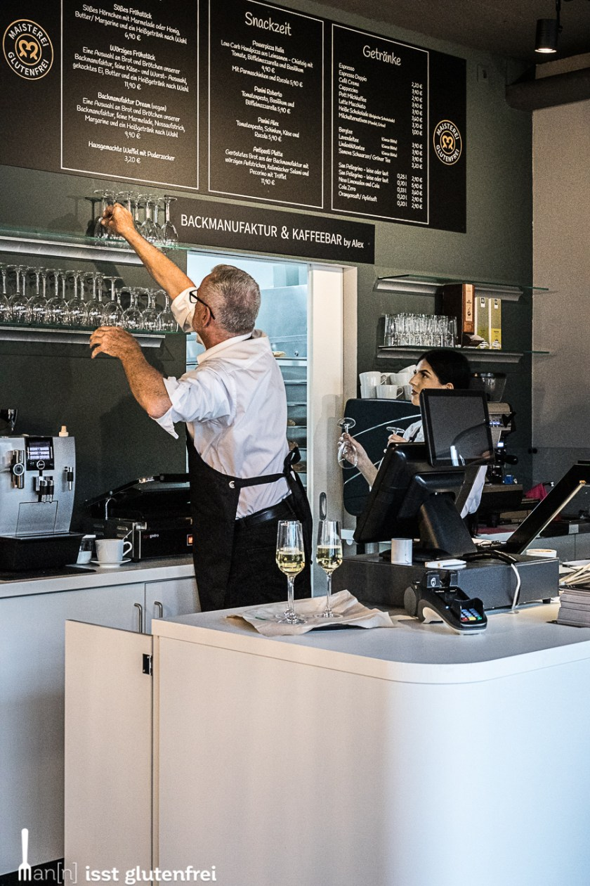 Glutenfreie Kaffeebar Frankfurt