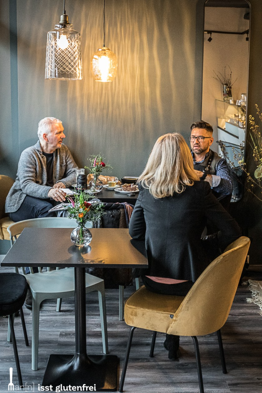Neueröffnung: Maisterei Frankfurt - glutenfreie Backmanufaktur&Kaffeebar