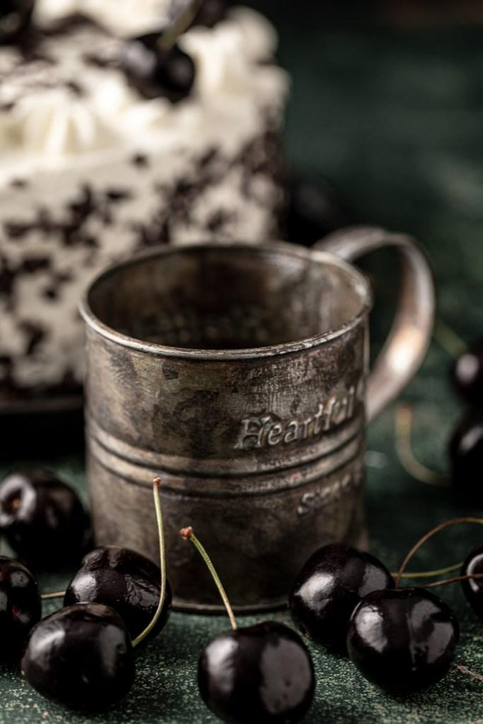 Schwarzwälder Kirschtorte – glutenfrei und laktosefrei