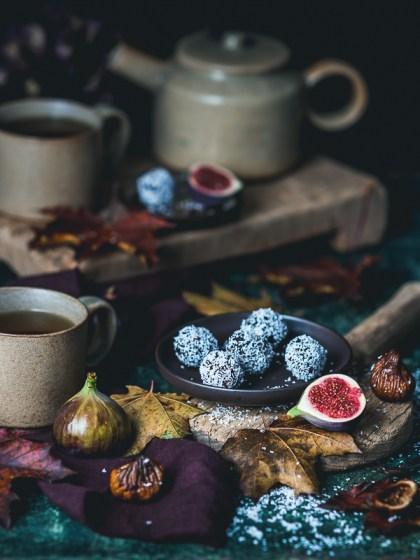Energy Balls - Powerfood glutenfrei laktosefrei vegan