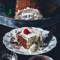 Tiramisu Spekulatius Biskuitrolle – glutenfrei und laktosefrei