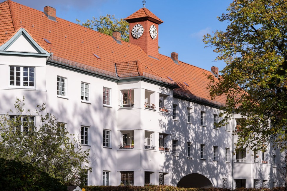 """<small>Stadtführung: </small><br><b>""""Siemensstadt Industriekultur""""</b><br> Wie <i>und warum</i> hier alles begann. 3"""