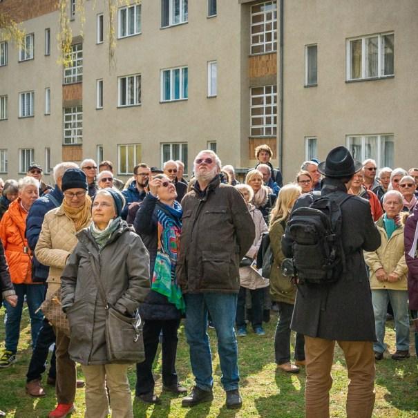 """Tour Welterbe """"Großsiedlung Siemensstadt"""""""