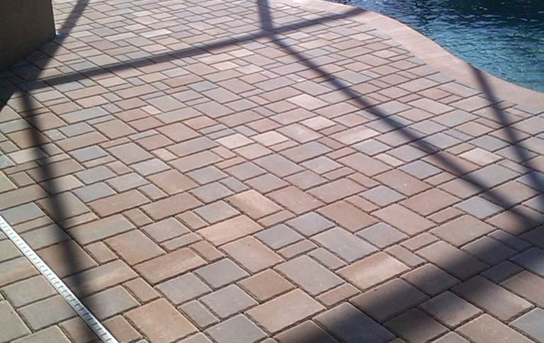 Thinset Pavers in North Port FL