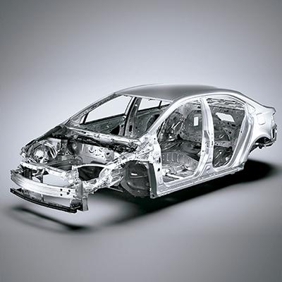 PLATAFORMA TNGA   Con un centro de gravedad más bajo, para una mayor visibilidad y estabilidad al conducir.