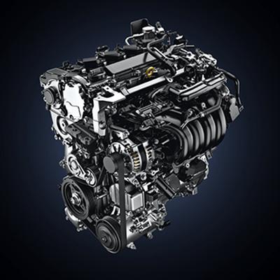 MOTOR HÍBRIDO DE 1.8 L   Con tecnología híbrida auto-recargable, para darte un mayor desempeño, ahorro de combustible y cuidado del medio ambiente.