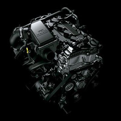 Motor.   Motor de 1,5 litros con sistema Dual VVT-i que optimiza la sincronización de válvulas, para una respuesta rápida y potente con un menor consumo de combustible.