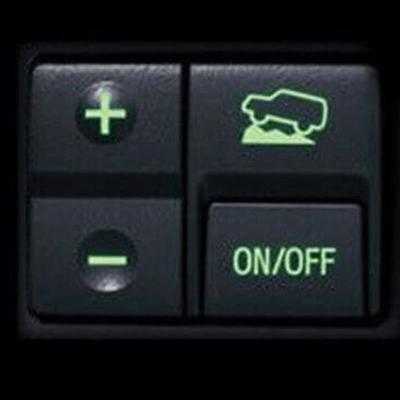 Crawl Control   En condiciones off-road extremas, este sistema se encarga de la aceleración y los frenos para que solo te concentres en la conducción (disponible en versión VX).