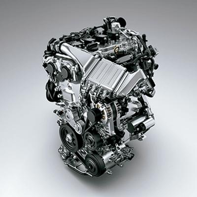 MOTOR TURBO 1.2L   Libera todo tu potencial en el camino gracias a su motor turbo de 1.2L, de 1,197 cc y 114 HP.