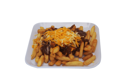 Chillis Cheese Fries $4.00