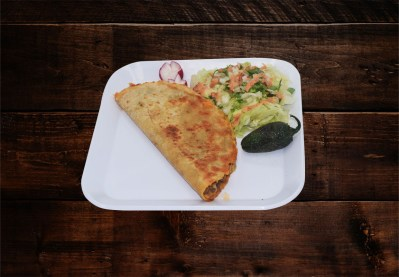 Corn Quesadilla $7.00