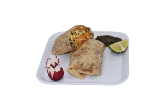 Breakfast Burrito $7.00