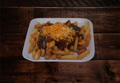 Chilis Cheese Fries $4.00