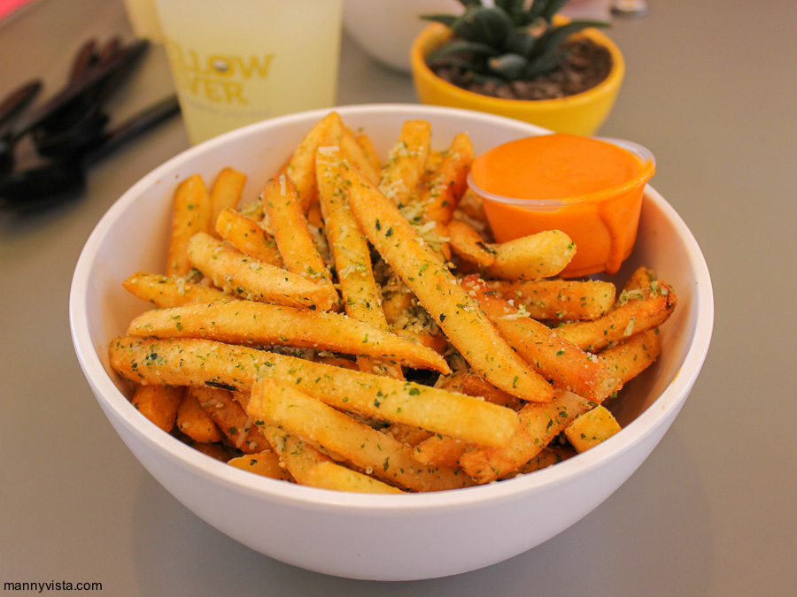 Yellow Fever Fries