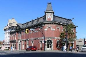 Victoria Masonic Temple, 650 Fisgard Street, Victoria, B.C. (photo: Manoah Lodge No. 141 Webmaster)