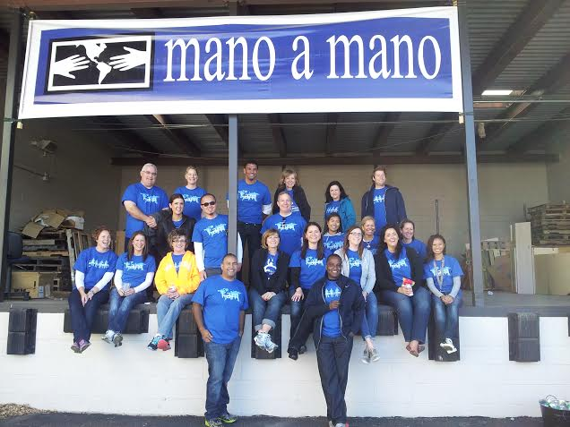Thanks Medtronic Talent Acquisition Department Volunteers!