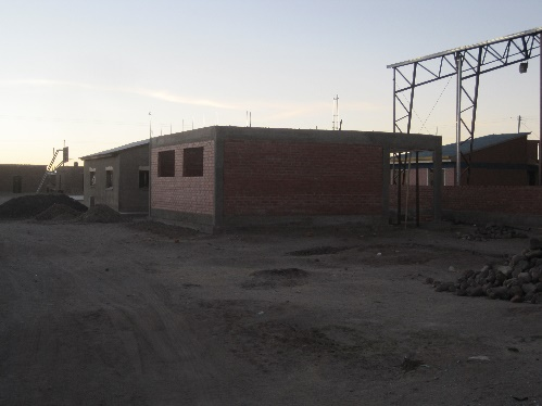 New School in Challacota
