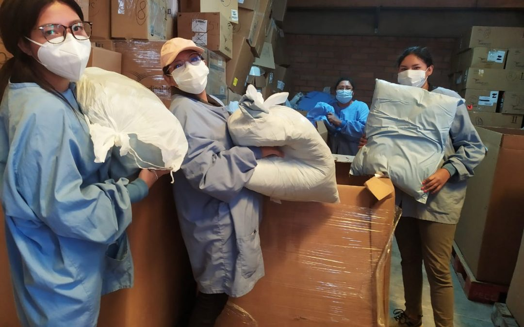 Healthcare in the Time of COVID-19, Donating Supplies in Cochabamba, and Other Recent Updates