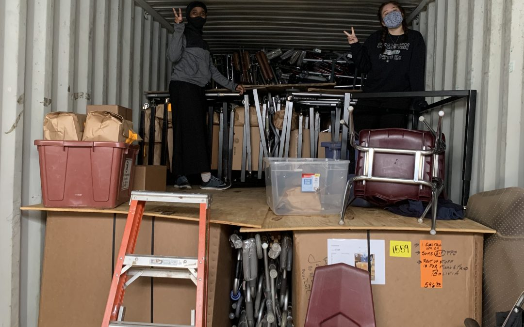 Shipping 50,000+ Pounds of Supplies For Bolivia