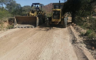 Building Roads and Runways, Training Heavy Equipment Operators, and Dredging Rivers: Community-Based Economic Development Projects Completed in 2020