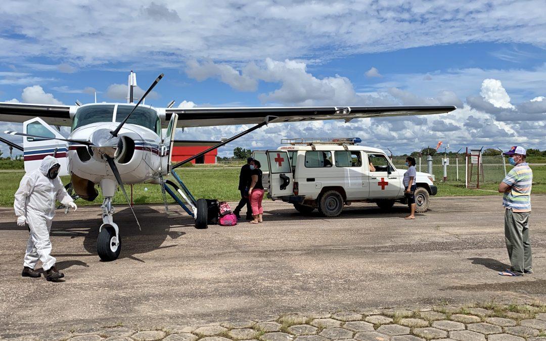 Recent Mano a Mano Flights