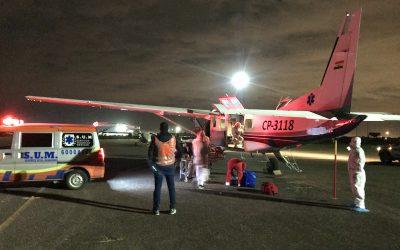 Recent Mano a Mano Emergency Flights – May 2021