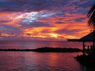 sunset samoa, manoa tours samoa, sunset sessions