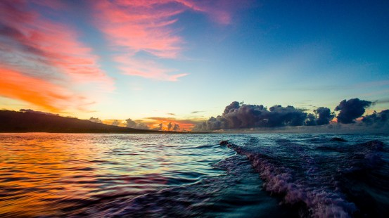 Manoa Tours, Samoa Sunrise, Surf Samoa,Boat trips and turtle tours