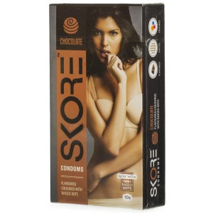 Skore Dotted Condom Co30