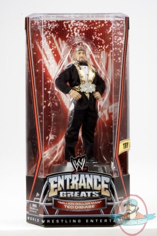 Wwe Entrance Greats Quot The Million Dollar Man Quot Ted Dibiase