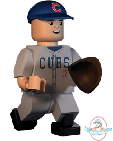 MLB Chicago Cubs Kris Bryant Series 2 Oyo   Man of Action Figures bryant1 png