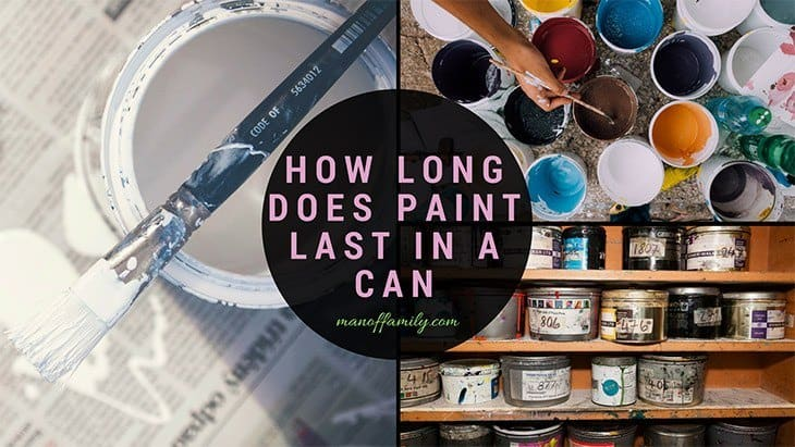 how long does your paint last