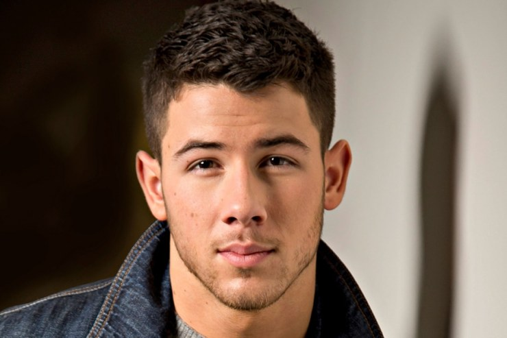 Nick Jonas short hairstyle haircut
