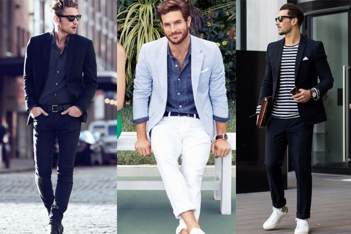 Guide to the Mens Smart Casual Dress Code Watch Feature