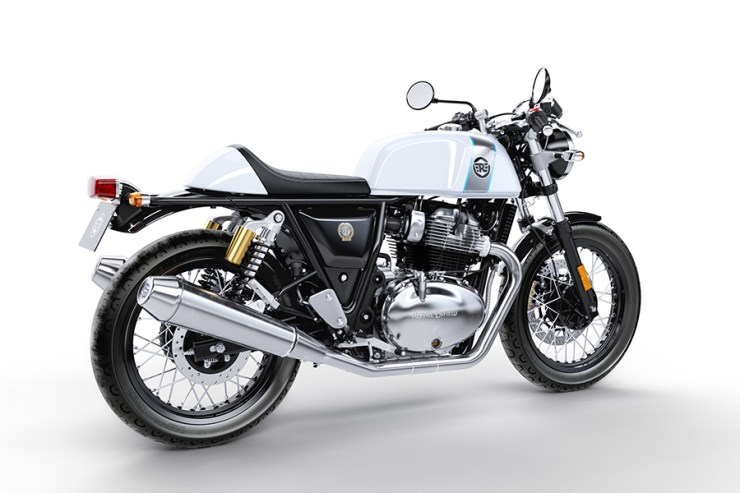 Continental GT650