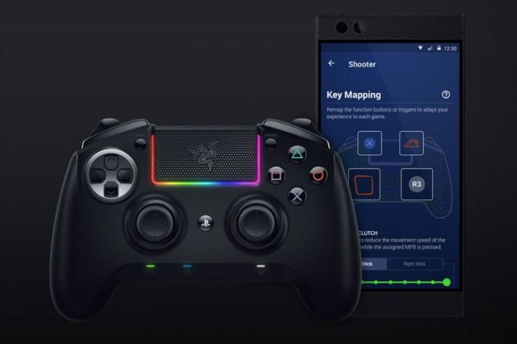 razer controller and app