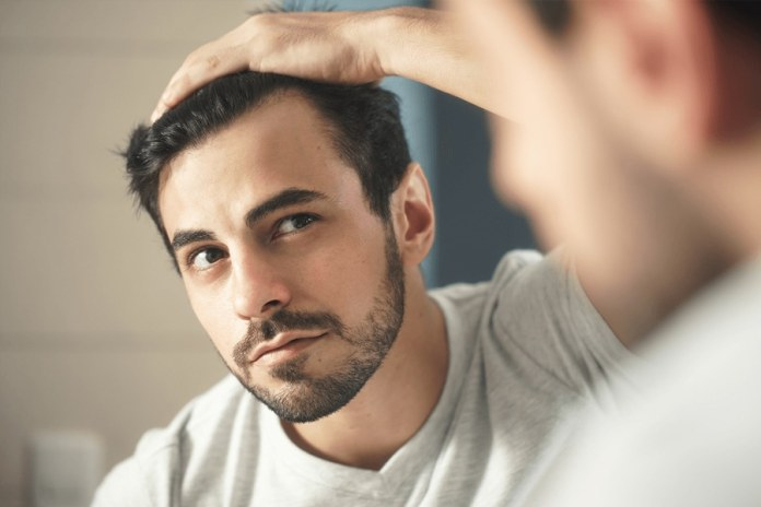 20 Haircuts Tips For Men With A Receding Hairline Man Of Many