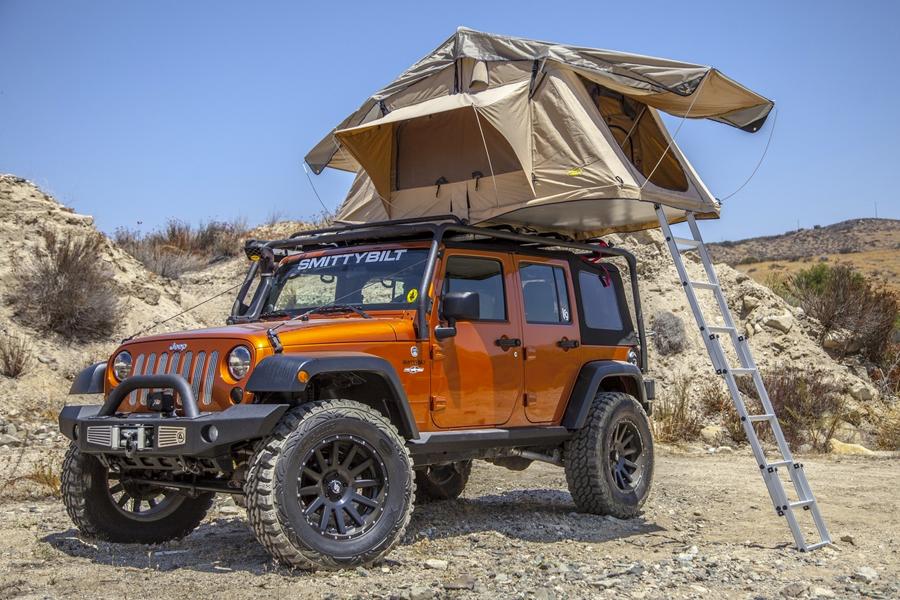 8 best rooftop tents for outdoor