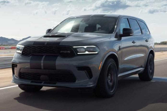 2021 Dodge Durango Srt Moves Into Hellcat Territory Man Of Many