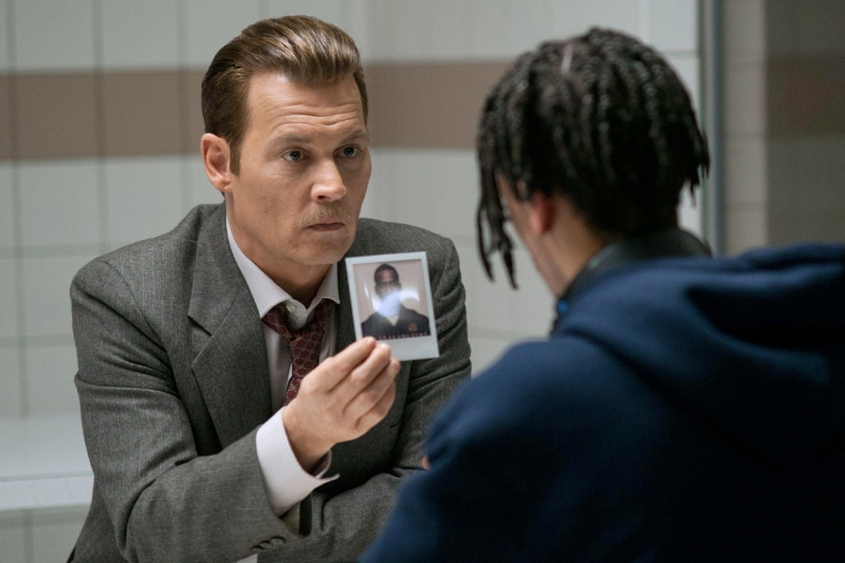 Johnny Depp Investigates the Death of Biggie Smalls in 'City of Lies' | Man of Many
