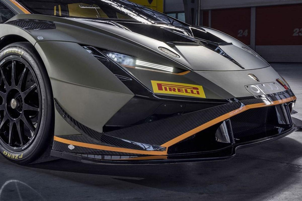 Lamborghini huracan super trofeo evo2 6