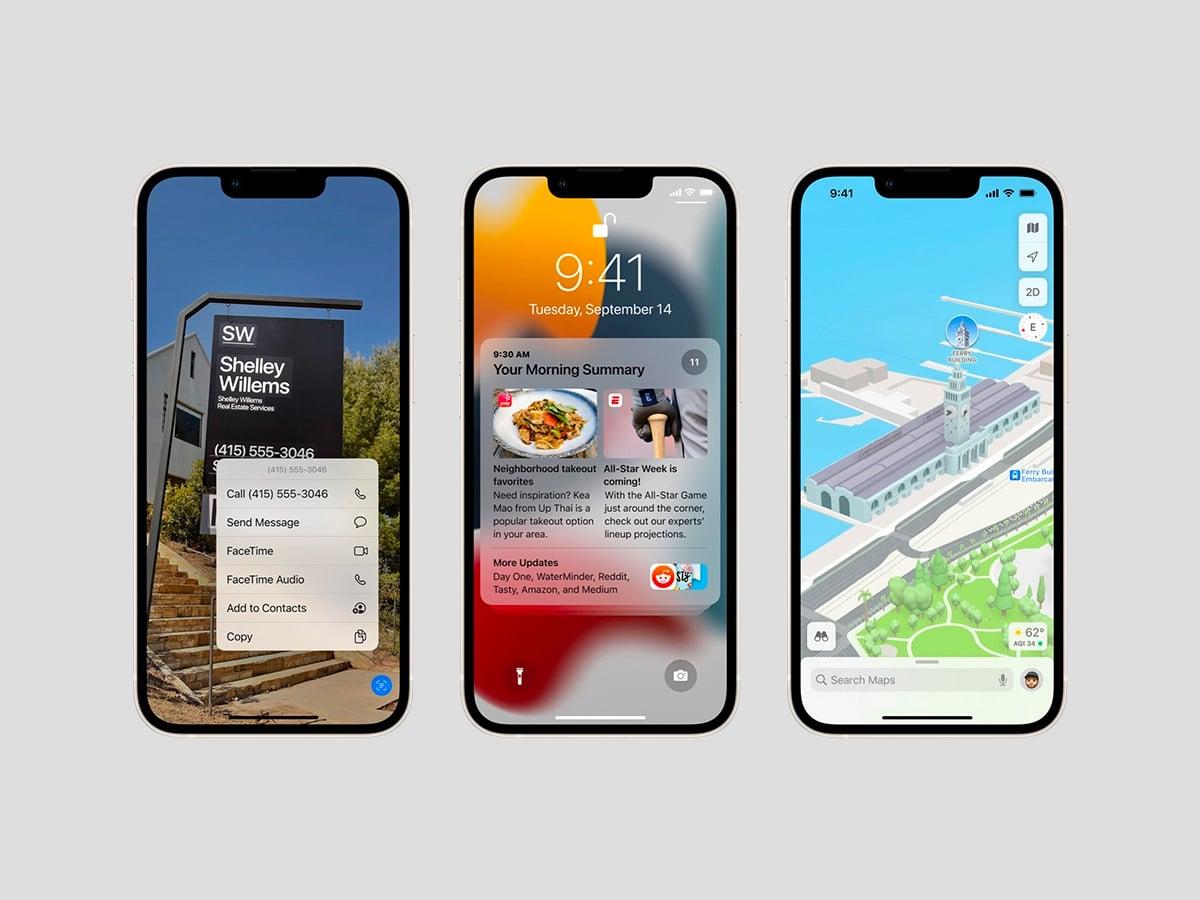 Apple ios 15 features 18