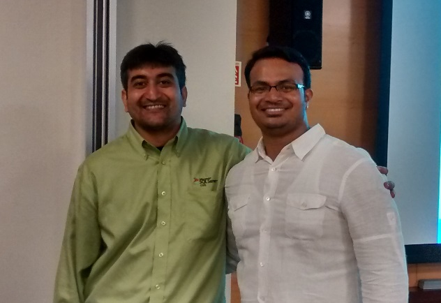 A day with SQL Gurus and a Legend (3/6)